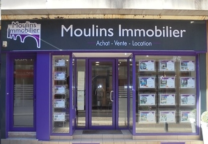 MOULINS IMMOBILIER